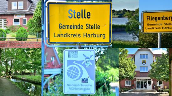 Collage mit Bilder aus der Gemeinde